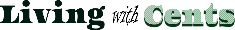 Living With Cents Logo
